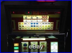Vintage Bally Quarters Slot Machine-FREE SHIPPING