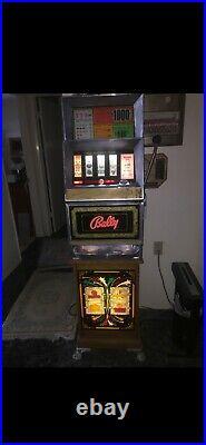Vintage Bally Slot Machine