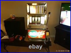 Vintage Bally Slot Machine 1969 Golden Gate Casino 809-b