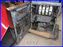 Vintage Bally Slot Machine Big Time 25 Cent Project