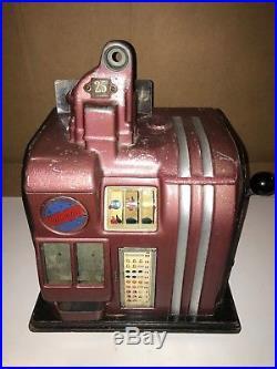 Vintage Columbia Slot Machine