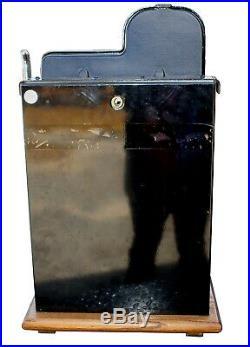Vintage Golden Nugget Mills Slot Machine, Restored