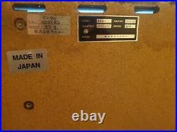 Vintage Gundam Transformers Pachinko Slot Machine RX-78-2 Key&Coins One Year War