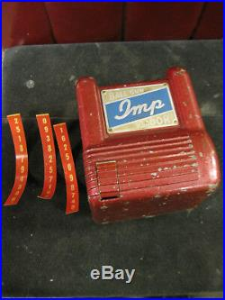 Vintage Imp Ball Gum Vendor