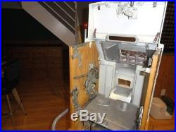 Vintage Jennings 10 Cent Tic Tac Toe Slot Machine