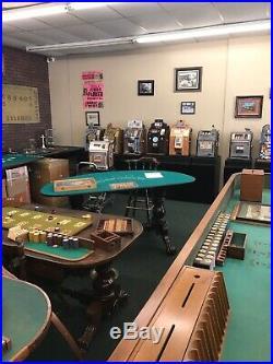Vintage Mills $0.10 Black Cherry Slot Machine Recently Serviced