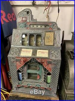 Vintage Mills FoK Slot machine