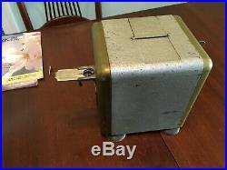 Vintage Mills Vest Pocket Table Top Slot Machine Trade Stimulator