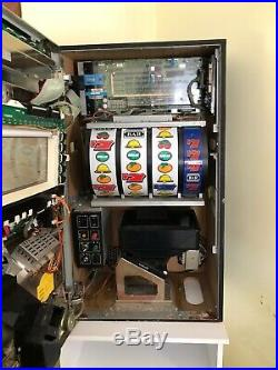 Vintage Pachislo Japanese Slot Machine Full Size 1980s -Working -SEAMASTER