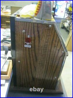 Vintage War Eagle Slot Machine