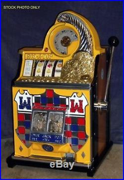 Vintage Watling Slot Machine MINT MINT NOS NEW IN UNOPENED CRATE