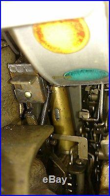 Vintage mills black cherry slot machine 5 cent