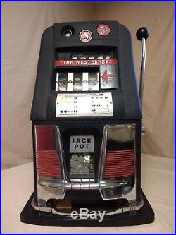 Vintage slot machine, antique slot machine, mills slot machine