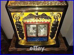 WATLING 5 Cent Antique Slot Machine
