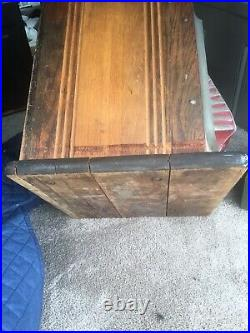 Watling 5 Cent antique slot machines Project Unrestored Plays and Pays