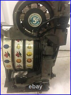 Watling 5 Ct slot machine Mechanism Plays & Pays