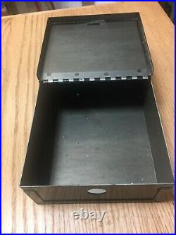 Watling Rol-A-Top Cash Box Heavy Duty Quality New