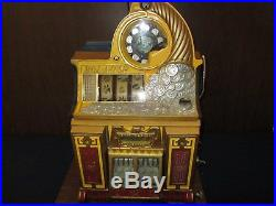 Watling Roll A Top Slot Machine Gold Award And Vendor Front