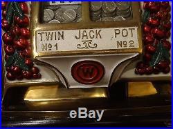 Watling antique Rol A Top slot machine
