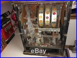 Watling rol a top slot coin-op slot machine