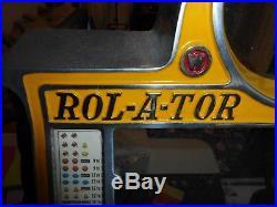 Watling slot machine parts - Rol-A Tor Casting & Mint Vendor Jackpot Casting