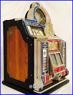 Watling slot machine with mint vendor