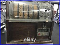 Working Mills Novelty Trade Simulator 1900 -1926 Antiques Casino Rare